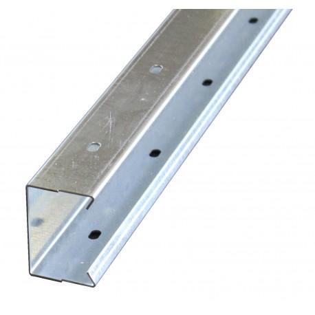 "Verbindungssystem ""Palatino-Connect"" | Profile aus verz. Stahl"