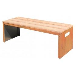 Sitzbank PALATINO | Metall - Holz