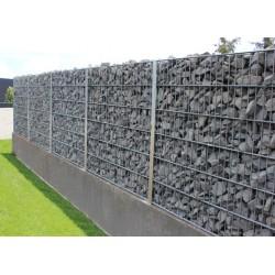 Gabionenelement zum Aufschrauben | L 2500 mm
