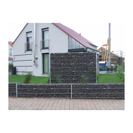 Gabionen / Steinkörbe