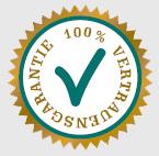 Logo Vertrauensgarantie